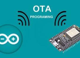 ESP8266 programar OTA.